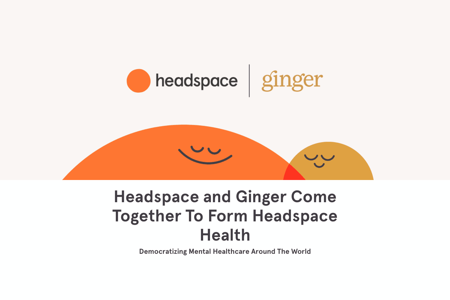 Banner headspace ginger